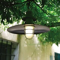 Martinelli Luce Polo hanging lamp  48cm anthracite