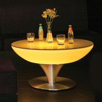 Lounge Table Indoor light table H 45 cm