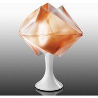 Slamp Gemmy Prisma - Design-tafellamp, amber