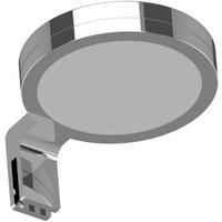 Lightme Aqua On Top LED mirror light chrome
