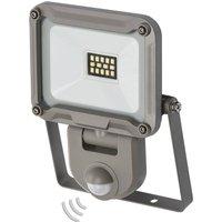 Jaro LED outdoor spotlight with sensor IP44 10 W