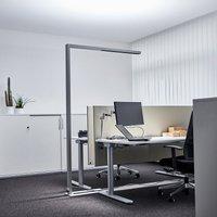 LED office floor lamp  sensor   adj  lum  colour