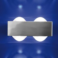 Focus 150 wall light with 4 lenses  nickel