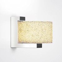 Ceramic foam wall light Reef with dimmable LEDs