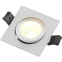 Image of Arcchio Dacio LED-Downlight eckig 36° IP65, 6,3W