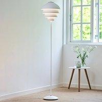 Valencia floor lamp  white