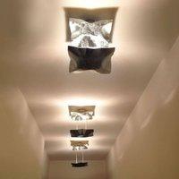 Knikerboker Piccola Crash LED ceiling light
