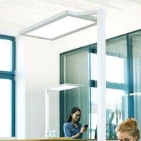 Yara single LED floor lamp CCT  BT  LTX  white