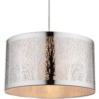 Tree pattern hanging light Cianna
