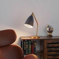 GUBI Gr shoppa table lamp  anthracite