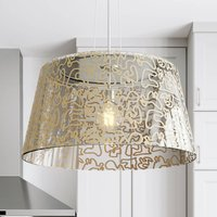 By Ryd ns Mabeo hanging light  glass  gold