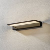 serien lighting Crib Wall LED wall lamp  black