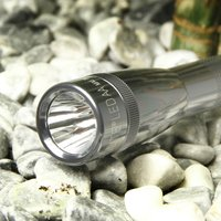LED torch Mini Maglite  titanium