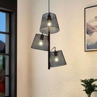Lindby Kirill hanging light  3 bulb