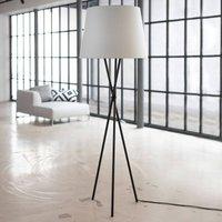Ozonos Hailey LED floor lamp cream with AC 1