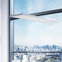 Regent Dime Office LED hanging light 37 W 3 000 K