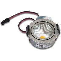 Pivotable LED recessed light SR 45 LED