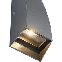 ELC Meranus LED outdoor wall lamp