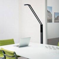 Luctra Floor Radial LED floor lamp black