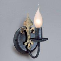 One bulb CASTELLO wall light
