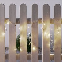 LED-Icicle Serie LED für außen, 144-flammig