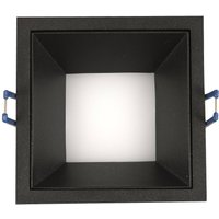 Kris downlight frame 3 000 K symmetrical black