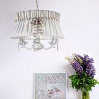 Cute hanging light Bird with bird figures