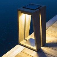 Skaal LED solar lantern with sensor  39 cm