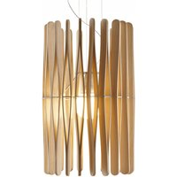 Fabbian Stick hanging light  cylindrical  43 cm