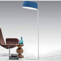 Oxygen FL2 LED floor lamp in azure blue