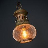 Original hanging light Wind 1 bulb