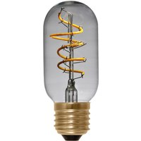 E27 4 W 922 LED bulb Curved Line  clear