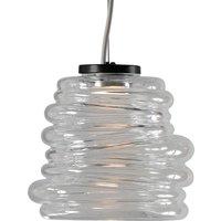 Karman Bibendum LED hanging light    15 cm  clear