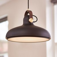 LE KLINT Carronade L - pendant light, black