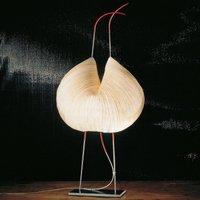Ingo Maurer Poul Poul   LED table lamp  paper