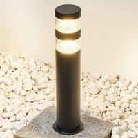 Sockelleuchte Lanea mit LEDs - warmweiß