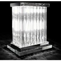 Radiant crystal table lamp Dorico