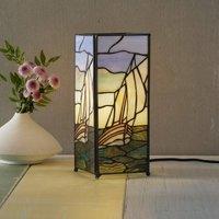 Ornate table lamp Alvina