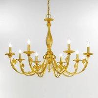 Imposing chandelier Pisani  101 cm