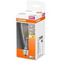 OSRAM Classic ST LED bulb E27 4 W 2 700 K clear