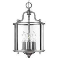 Pendant lamp Gentry tin plated