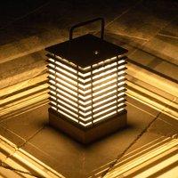 Tekura LED solar light with sensor  height 37 cm