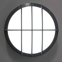 Sun 8 LED die cast aluminium wall light 8 W 3000 K
