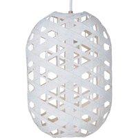 Forestier Capsule S pendant light  36 cm  white