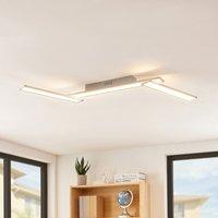 Lindby Smart Ibbe LED-Deckenleuchte, dreiflammig
