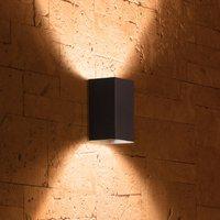 Philips Hue WACA Resonate Außenwandlampe schwarz