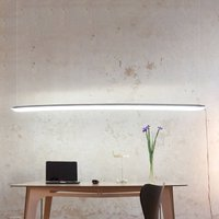 Ingo Maurer Blow me up LED light 180 cm silver