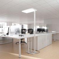 LUXSENSE 1a floor lamp with daylight sensor