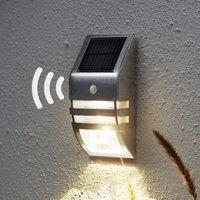 LED solar wall light Wally  motion detector