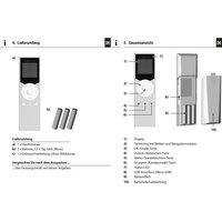 Rademacher DuoFern remote control handheld unit